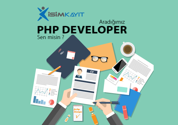 PHP Yazılımcı Alınacaktır.